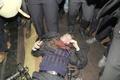 عکس | حمله وحشیانه ماموران چینی به خبرنگار کرهجنوبی