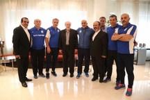 زمانی: به منصوریان در جام حذفی نمره زیر 10 میدهم