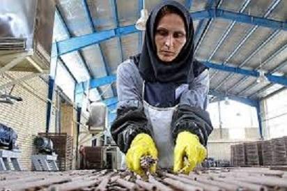 حضورزنان خوزستانی دربخش صنعت و کشاورزی ضعیف است