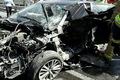 زن جوان درتصادف رانندگی مقابل پمپ بنزین ولنجک تهران کشته شد