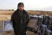 تحلیلی از وضعیت سوریه پس از 7 سال جنگ؛ ارزانی، تولیدات با کیفیت و افراد مسلحی که تبدیل به فروشنده کالا شدند