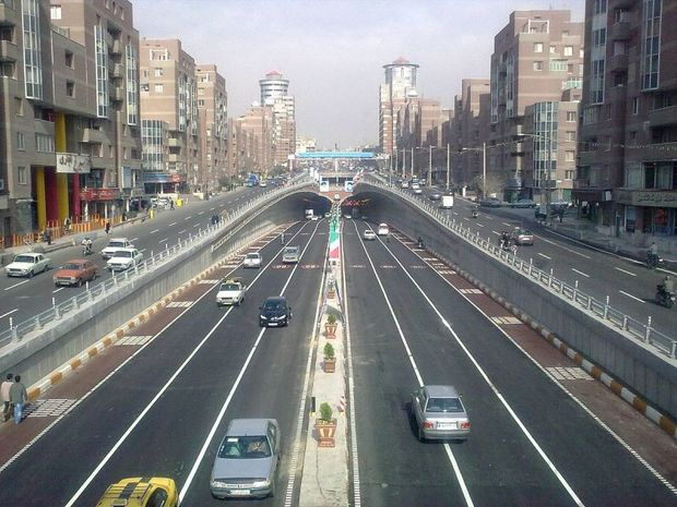 تونل وحشت در معابر تهران