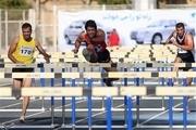 قهرمانی سیار در ۱۱۰ متر با مانع و محمدی در پرتاب چکش