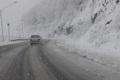 برف و باران، جاده های پرترافیک البرز را لغزنده کرد