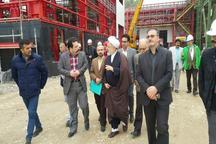 ساخت نیروگاه 460 مگاواتی غرب مازندران از سرگرفته شد