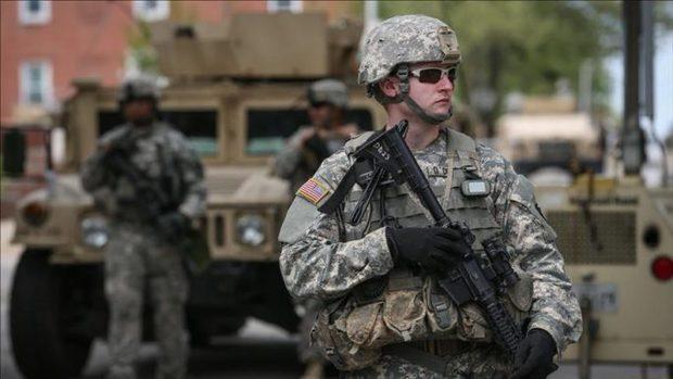 ورود 600 نظامی آمریکایی به سوریه