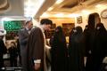 حضور سید حسن خمینی در منزل مرحوم محمدنبی حبیبی