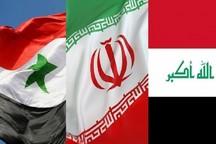 مذاکرات ایران، عراق و سوریه برای یک راه آهن مشترک