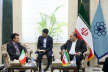 پیشنهاد سفیر ایتالیا برای همکاری در ساخت شهر فرودگاهی در مشهد