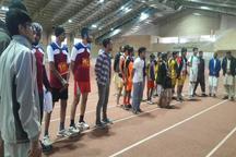 ایرانشهر قهرمان رقابت های دو ومیدانی سیستان و بلوچستان