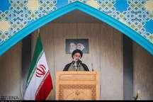 امام جمعه اصفهان: شلیک موشک به مقر داعش، اقدامی بزرگ و عزتمندانه بود