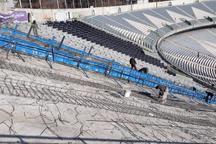 اختصاص 600 میلیارد ریال برای بازسازی پروژه های ورزشی گیلان