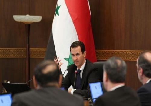 تمجید بشار اسد از سلاح های شوروی سابق در دیدار با هیأت پارلمانی روس