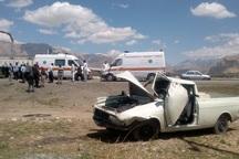 جاده های کرمانشاه جان 250 نفر را گرفت