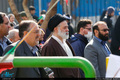 حضور شخصیت های سیاسی، فرهنگی، علمی و هنری در راهپیمایی 22 بهمن