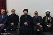 دیدار هیأت مرکزی گزینش وزارت تعاون، کار و رفاه اجتماعی با سید حسن خمینی