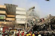 شمار مصدومان حادثه ساختمان پلاسکو به 119 نفر رسید