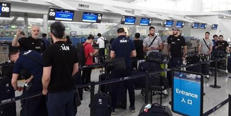 بازگشت والیبالیست ها به ایران در بامداد سه شنبه/ میهمانان از استانبول می آیند