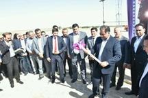 کلنگ زنی نیروگاه خورشیدی ۷ مگاواتی با سرمایه گذاری خارجی در ارومیه