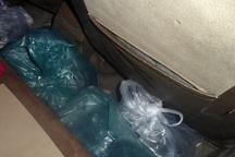 توزیع کننده مواد مخدر با بیش از 22 کیلو تریاک دستگیر شد