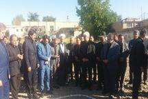 کلنگزنی 5 پروژه آموزشی در استان اردبیل