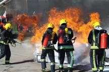 انجام223 عملیات امدادی توسط ماموران آتش نشانی بروجرد در سال جاری