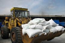 توقیف 80 تن کود کشاورزی غیرمجاز در قزوین