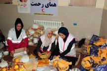 هلال احمر کردستان با طرح همای رحمت به کمک نیازمندان شتافت