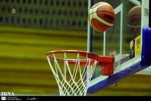 تیم بسکتبال آویژه صنعت مشهد تیم رعد پدافند دزفول را شکست داد