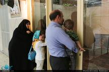 جمعی از خانواده های ارتشیان با آرمان های حضرت امام تجدید میثاق کردند