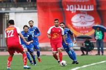 فروش بلیت بازی استقلال تهران و سپیدرود رشت الکترونیکی است