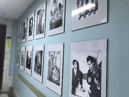 نمایشگاه عکس اساتید موسیقی ایران در مشهد