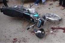 11 درصد حوادث رانندگی اردبیل مربوط به موتورسیکلت است
