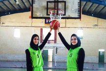 ۲ بازیکن بسکتبال دختر از استان یزد به اردوی تیمملی نونهالان دعوت شدند