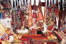 فروش صنایع دستی در نمایشگاههای نوروزی استان سمنان 10 درصد افزایش یافت