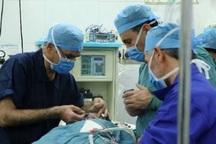 رکورد تازه عمل جراحی در بیرجند ثبت شد