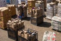 عمده قاچاق کالا از مرز خراسان جنوبی به مقصد استان نیست