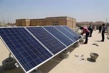 اولین نیروگاه خورشیدی در شرکت نفت و گاز کارون به بهره برداری رسید