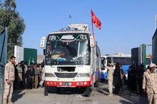 افزون بر ۱۵ هزار زائر پاکستانی از مرز میرجاوه وارد ایران شدند