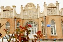 ابلاغ مراتب ثبت «بیمارستان دکتر فاطمی» به سرپرست استانداری اردبیل