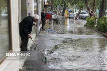 تداوم فعالیت سامانه بارشی در آذربایجان شرقی تا فردا