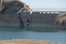 ورودی آب سد الغدیر ساوه به 24 متر مکعب در ثانیه رسید