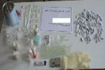 دستگیری 24 سارق و خرده فروش مواد افیونی در مه ولات