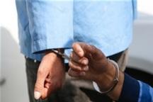 صیادان متخلف در تکاب دستگیر شدند