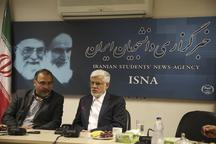 تور رسانهای عارف به مناسبت روز خبرنگار در رسانه های اصلاح طلب و اصولگرا + تصاویر