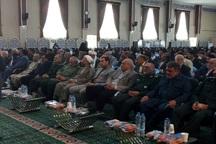 عزت و استقلال ایران اسلامی را مدیون خون پاک شهدا هستیم