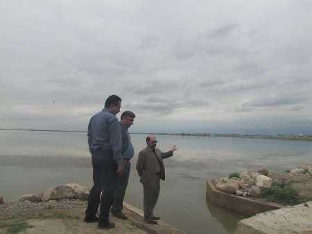 سد شهید ایمری نیازآبی 350 هکتار از اراضی گلستان را تامین می کند