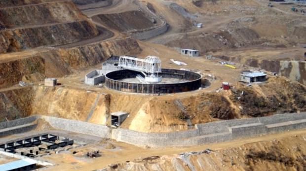 طرح توسعه مس سونگون پنج هزار میلیارد ریال اعتبار دارد
