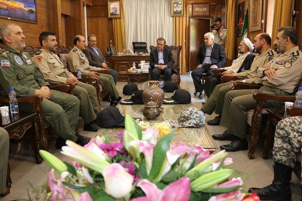 استاندار کرمان بر لزوم فرهنگسازی نهاد اقتصاد مقاومتی در استان تاکید کرد