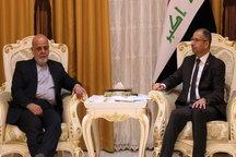رایزنی سفیر ایران در عراق با رییس مجلس نمایندگان این کشور